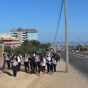 Caminata IPSA 2019