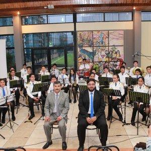 VELADA MUSICAL   BANDA INSTRUMENTAL INSTITUTO DEL PUERTO